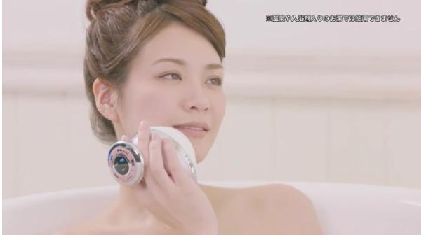 「キャビスパRFコア」は美顔器として「顔痩せ」にも効果が高いって本当?
