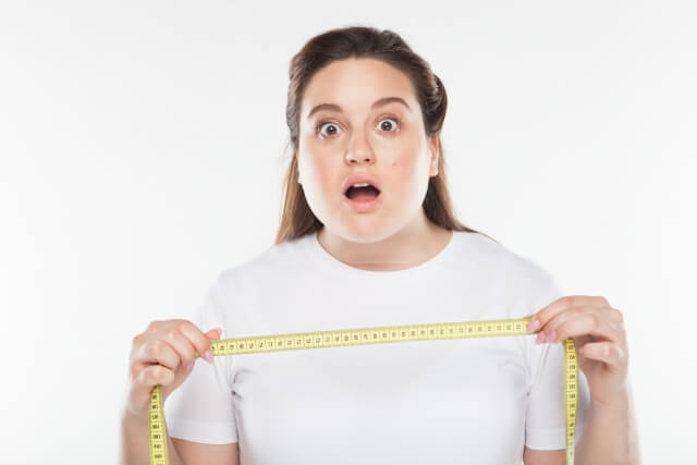 体重が落ちない⁉ダイエットの停滞期を乗り切る方法はこちら♪